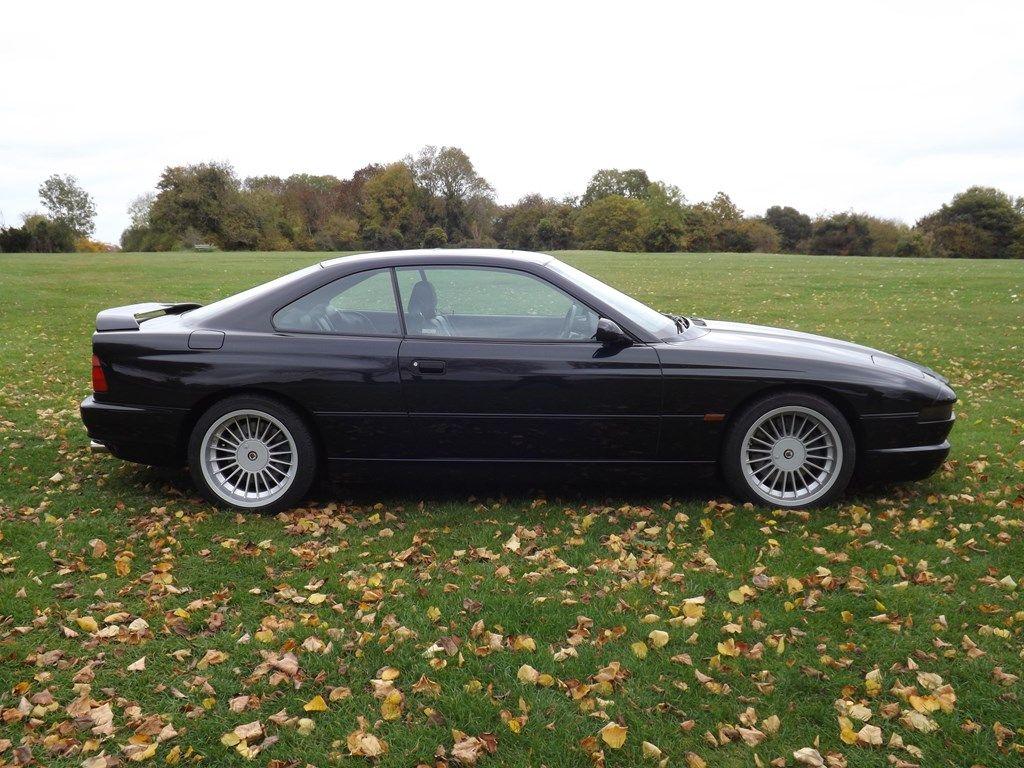 1996 bmw 850 csi for sale classic cars for sale uk for Garage bmw montceau les mines
