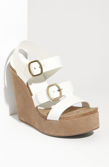 Pedro Garcia 'Teri' Covered Wedge available at Nordstrom