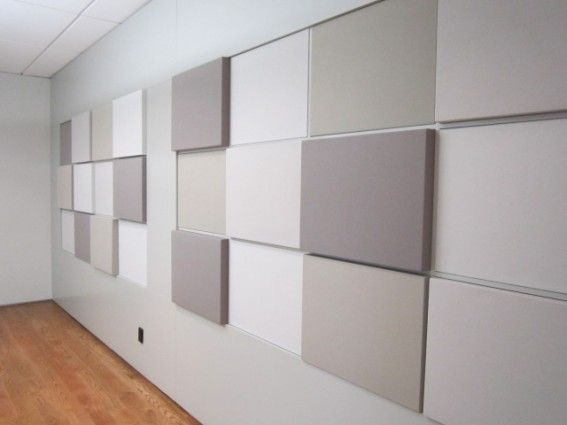 office wall panel. BNZ Offices \u2013 Fabwall™ 3D Acoustic Wall Panels Were Used To Dramatic Effect Office Panel