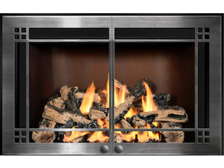 """- Mendota FullView Fireplace 36"""" 