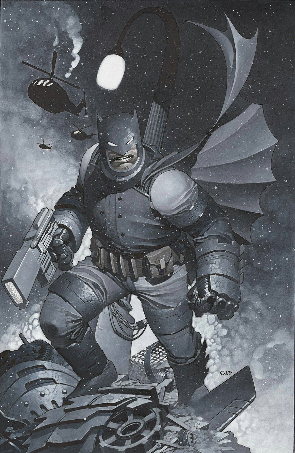 batman frank miller batman batman dark knight returns