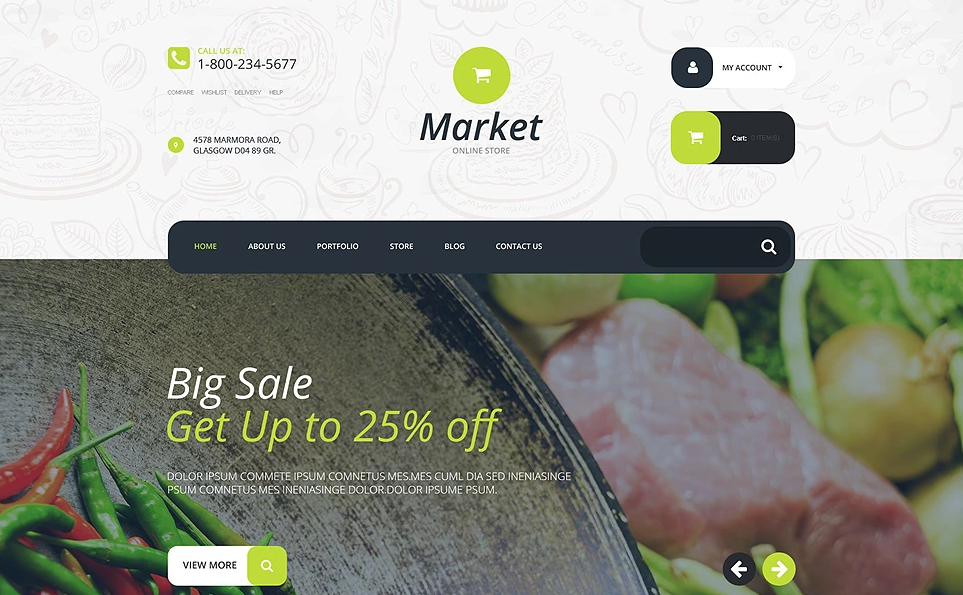 Restaurant WordPress Theme Free Restaurant WordPress