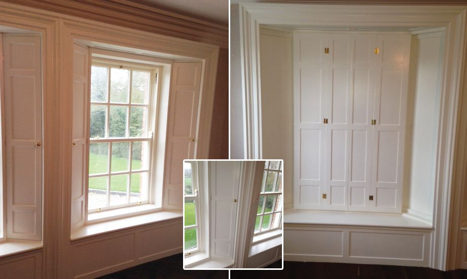 Victorian Vintage Shutter Box Windows Manufacturers based in Co