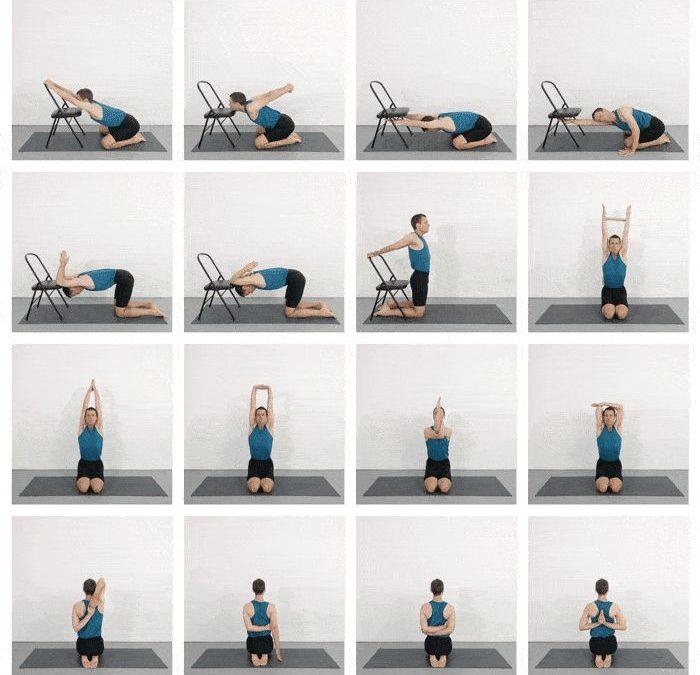 Iyengar Yoga Poses For Shoulders Iyengar yoga poses