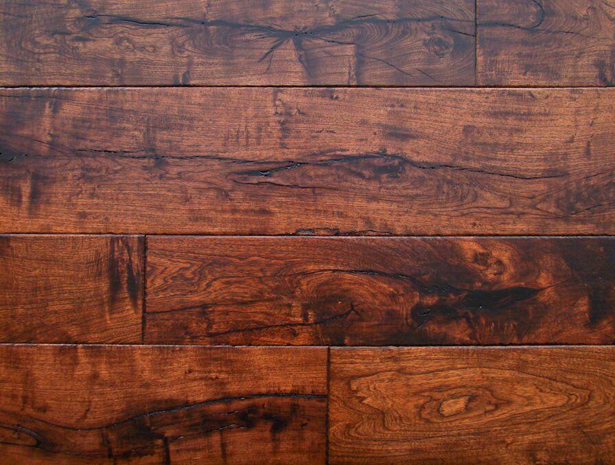 Texas Mesquite Hardwood Floors Mahogany Flooring Rustic