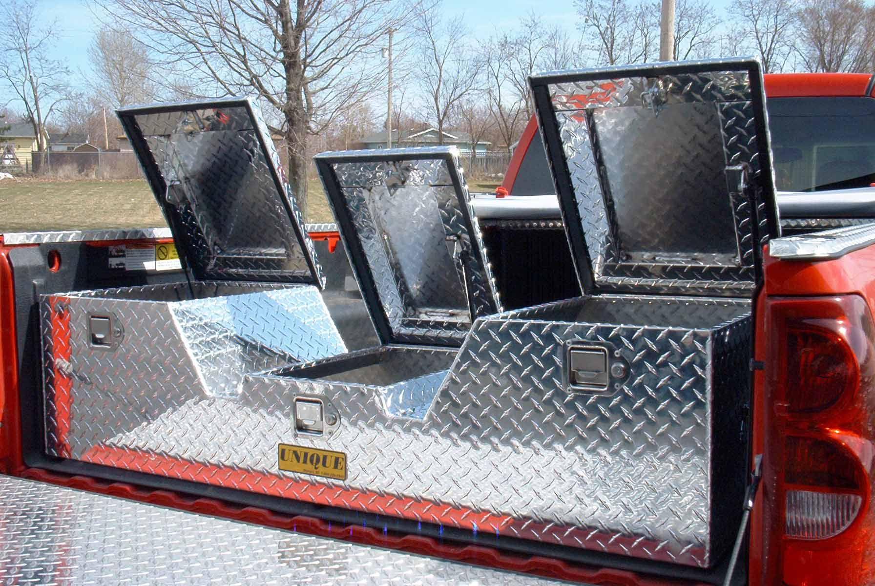 Truck Tool Box Trucks Modification Truck Tool Box Truck Tools Truck Bed Tool Boxes