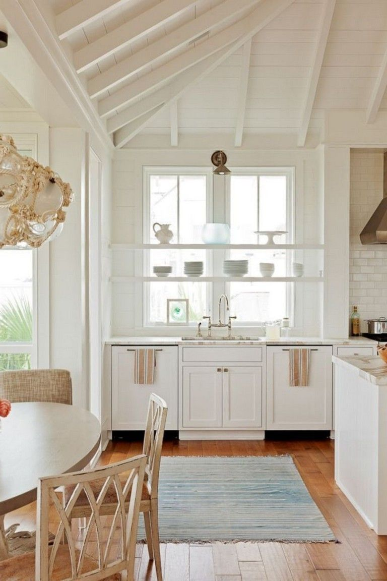 40 Awesome Coastal Kitchen Design Ideas Page 23 Of 42