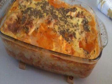 Receita de Omelete de Espaguete - Todo Saboroso
