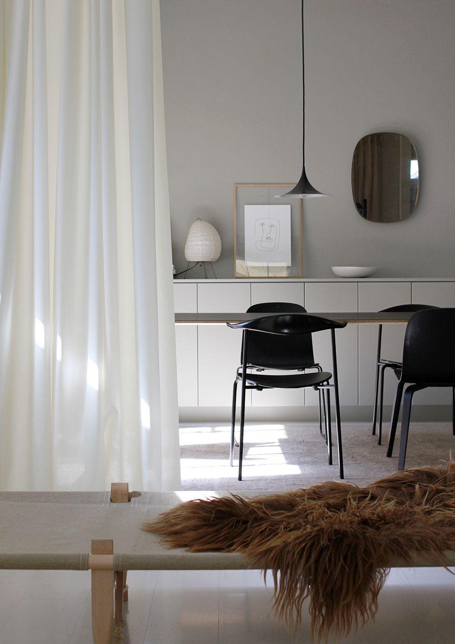 More Than A Curtain, Ready Made Also Serves As A Flexible