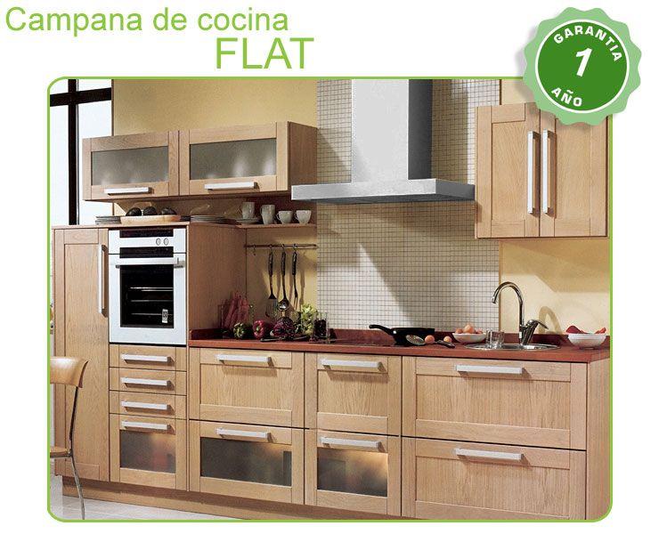 campana de cocina de 75 - Buscar con Google | Cocinas | Pinterest ...
