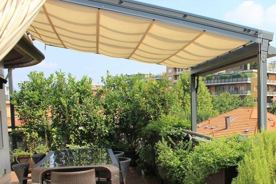 Abbellire un terrazzo   Balconi, terrazze e giardini   Pinterest ...