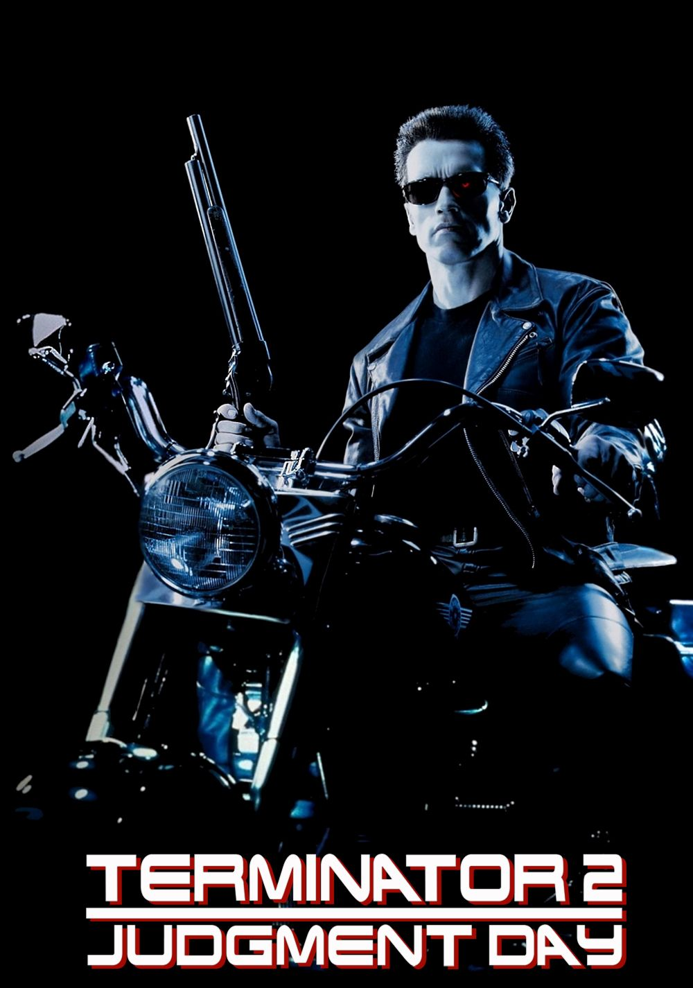 Image result for terminator 2 poster