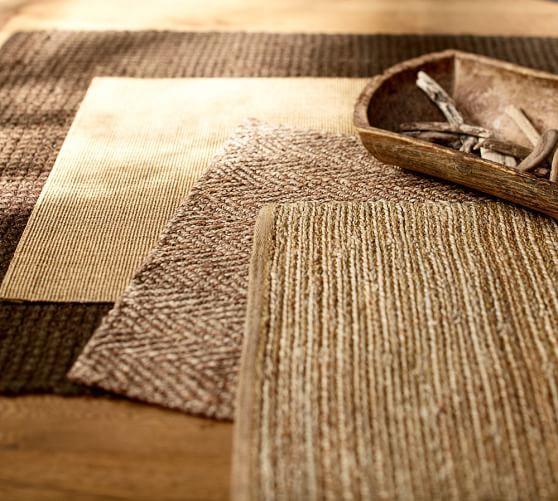Solid Sisal Rug   Tweed | Pottery Barn