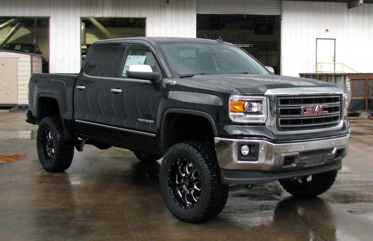 2014 Gmc Sierra Sicktruck Newhotness Diesel Trucks New Trucks