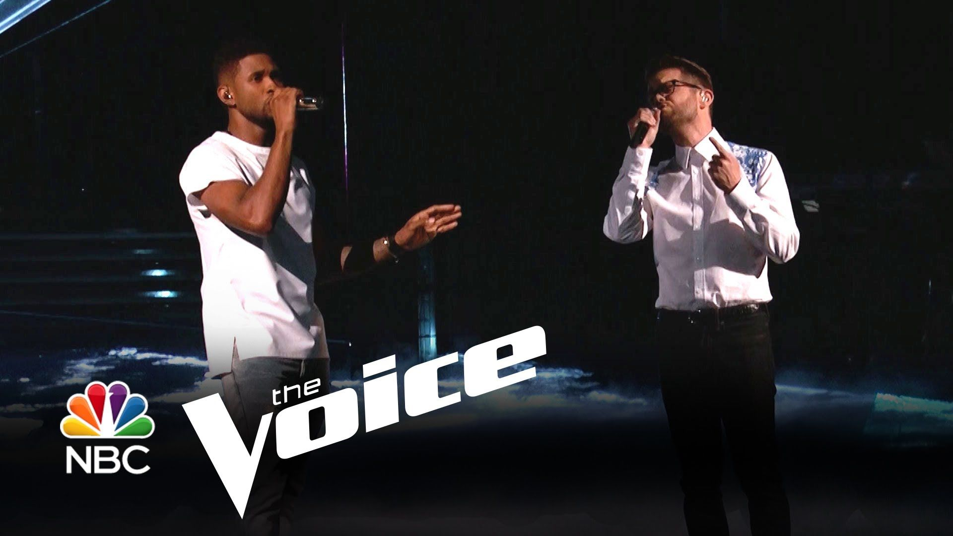 Josh Kaufman and Usher: