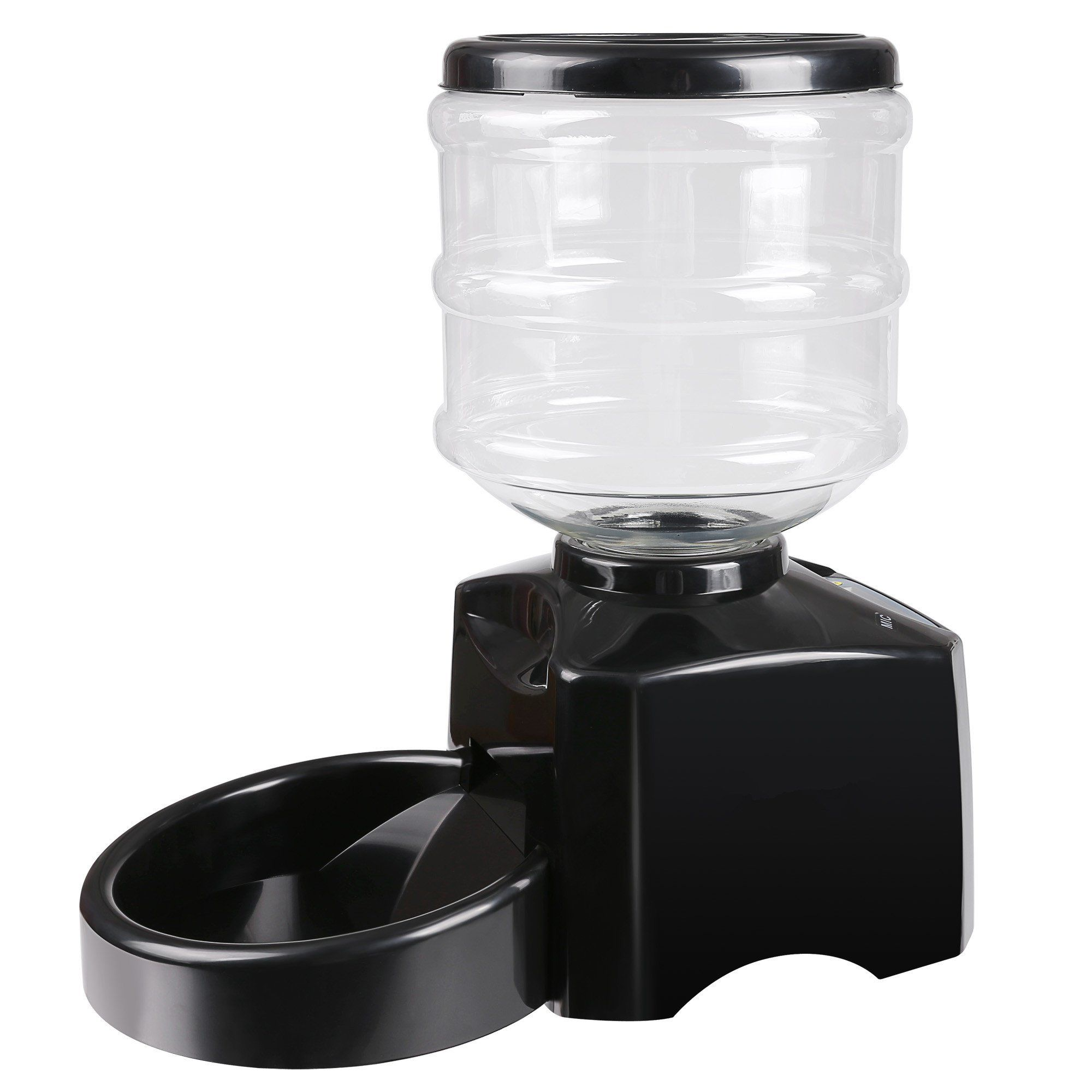 Anfan 55 liter large electric automatic pet feeder dog
