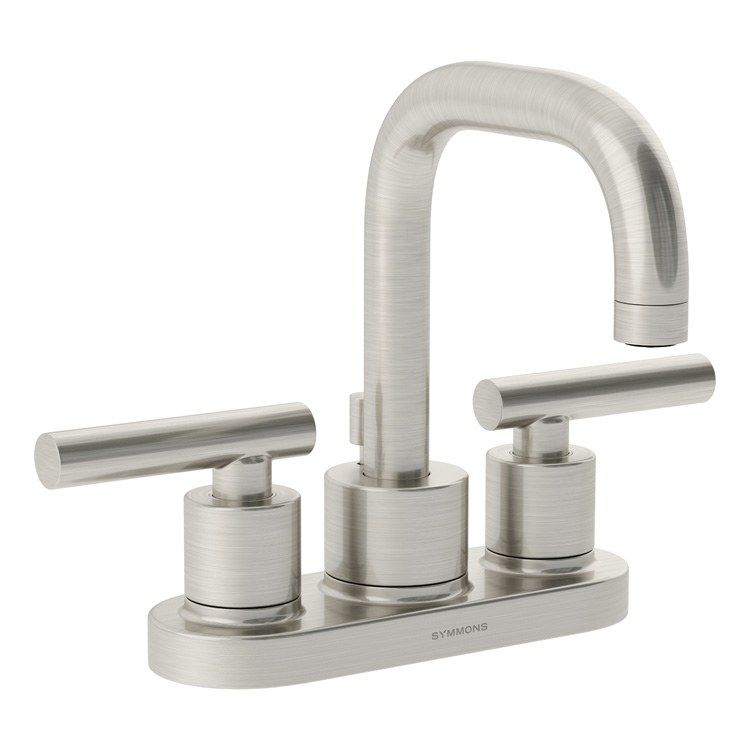 Symmons Slc 3512 Stn 1 0 Lavatory Faucet In 2020 Bathroom Faucets Bathroom Sink Faucets Faucet