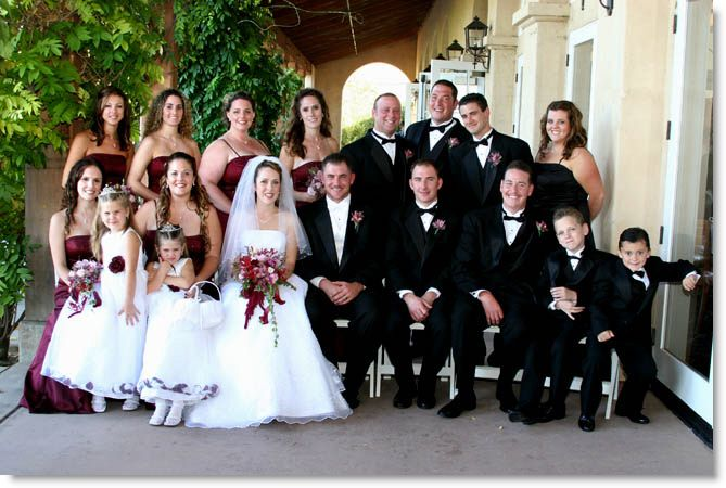 Group Traditional Wedding