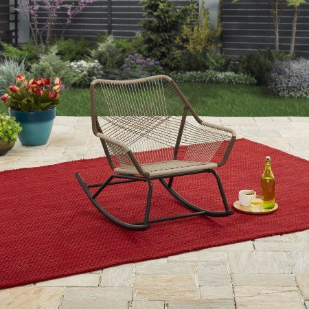 Better Homes And Gardens Satilla Outdoor Rocking Chair Buy 2 And
