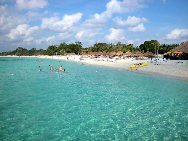 Playa San Francisco Cozumel Beach Mexico Island Cancun Cruise