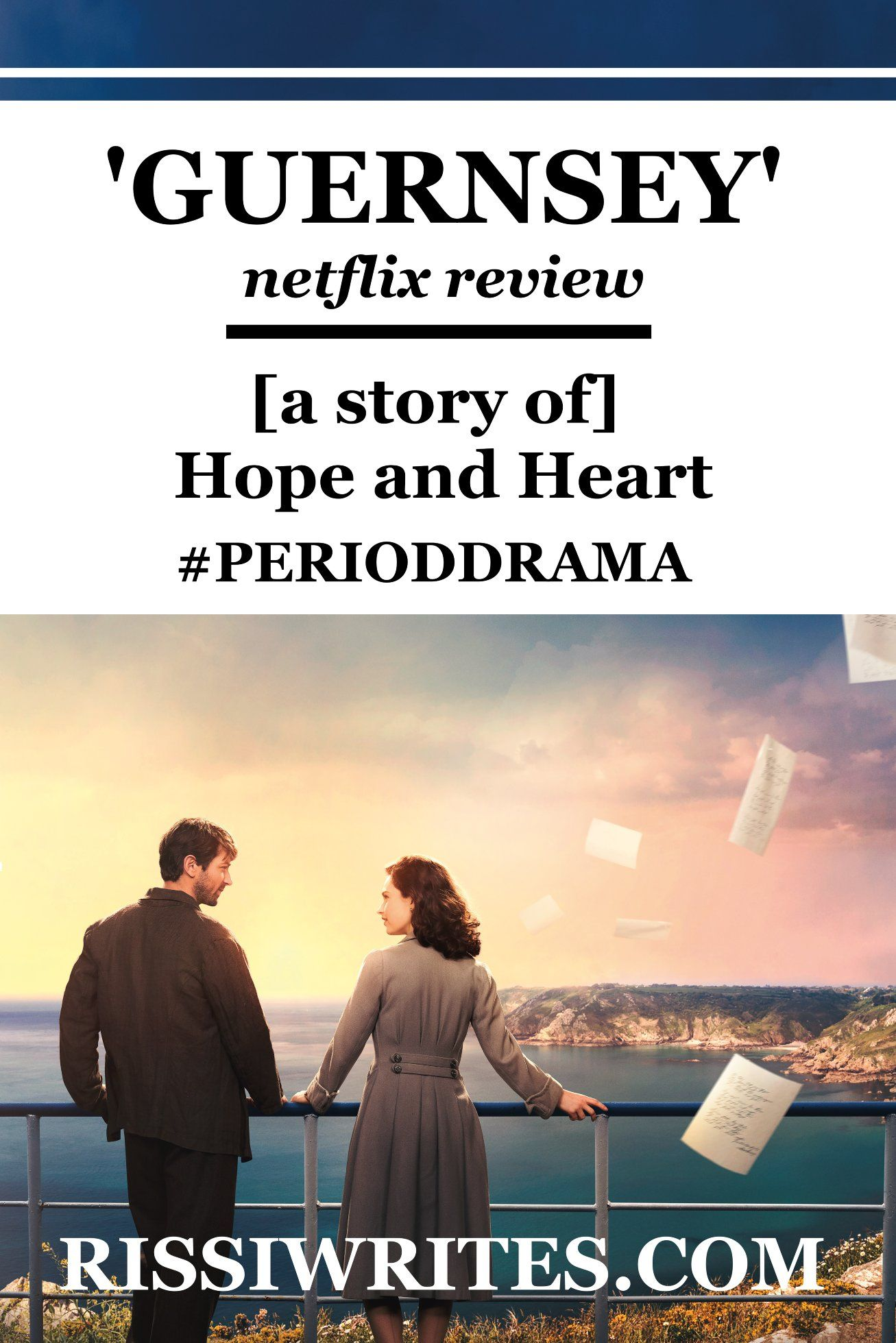 The Guernsey Literary & Potato Peel Pie Society Hope and