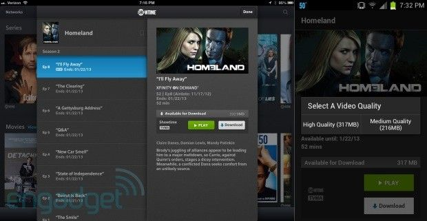 Comcast Xfinity TV Player update adds downloads for