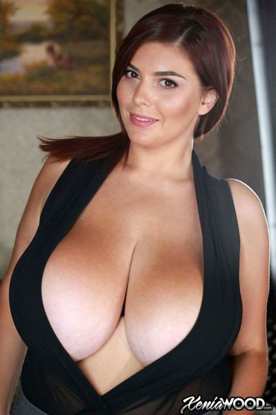 The Biggest Big Boob Discovery For  Xenia Wood With An Official Site