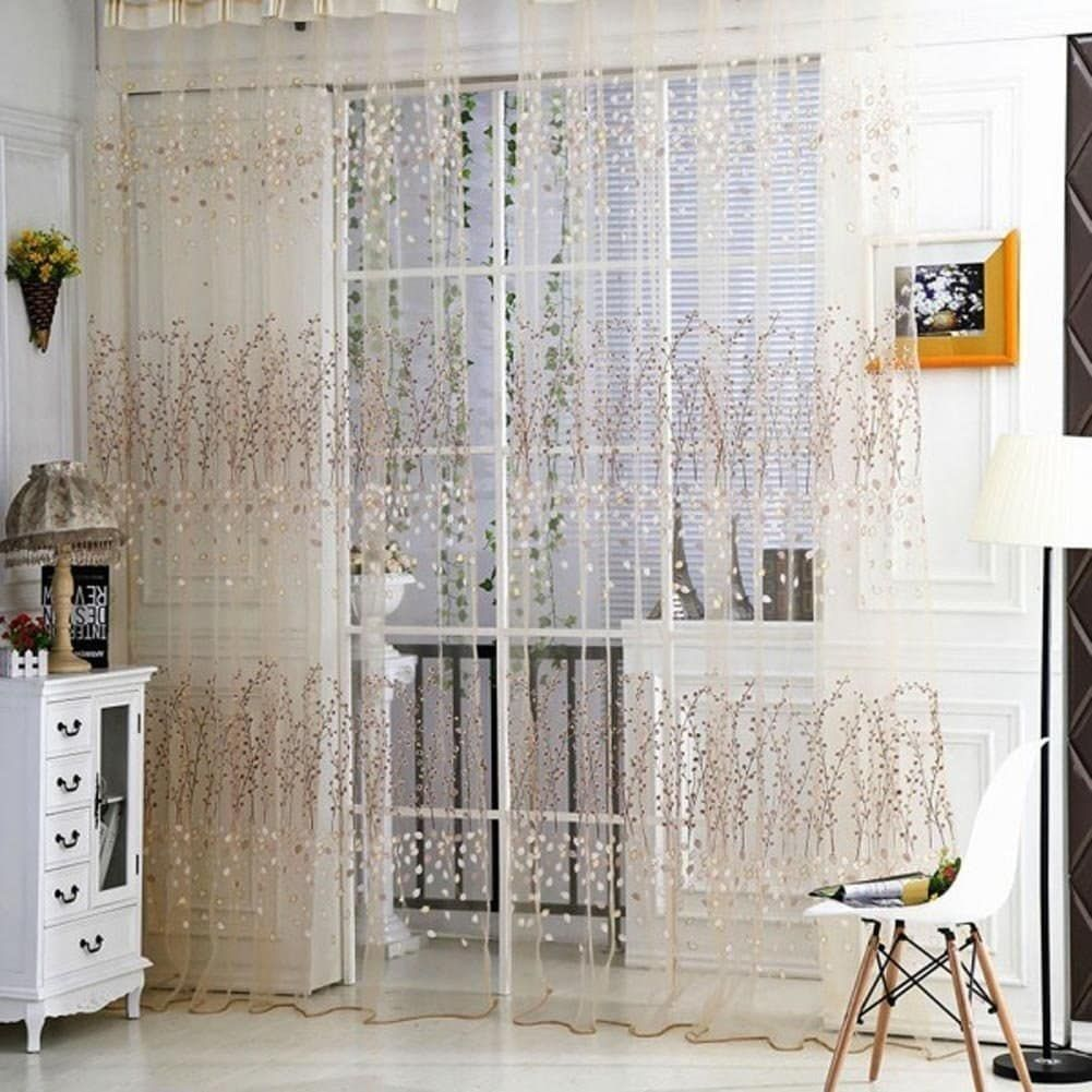 33 Impossibly Pretty Things Under 10 Home Drapes Curtains