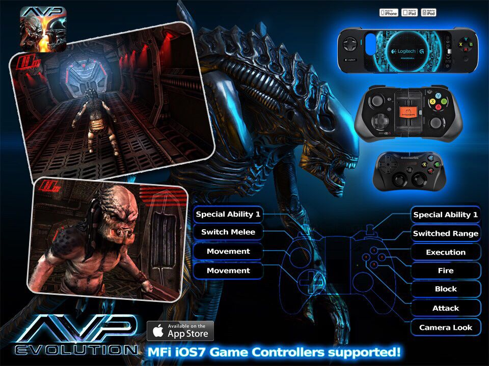 AVP Evolution (click picture to link direct to iTunes)