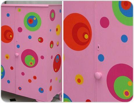 Spots & Dots Wall Stickers - Wall Stickers