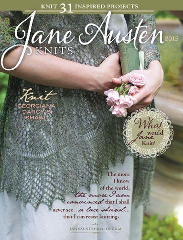 Abbonamento Alla Rivista Interweaves Jane Austen Knits 1 Numero