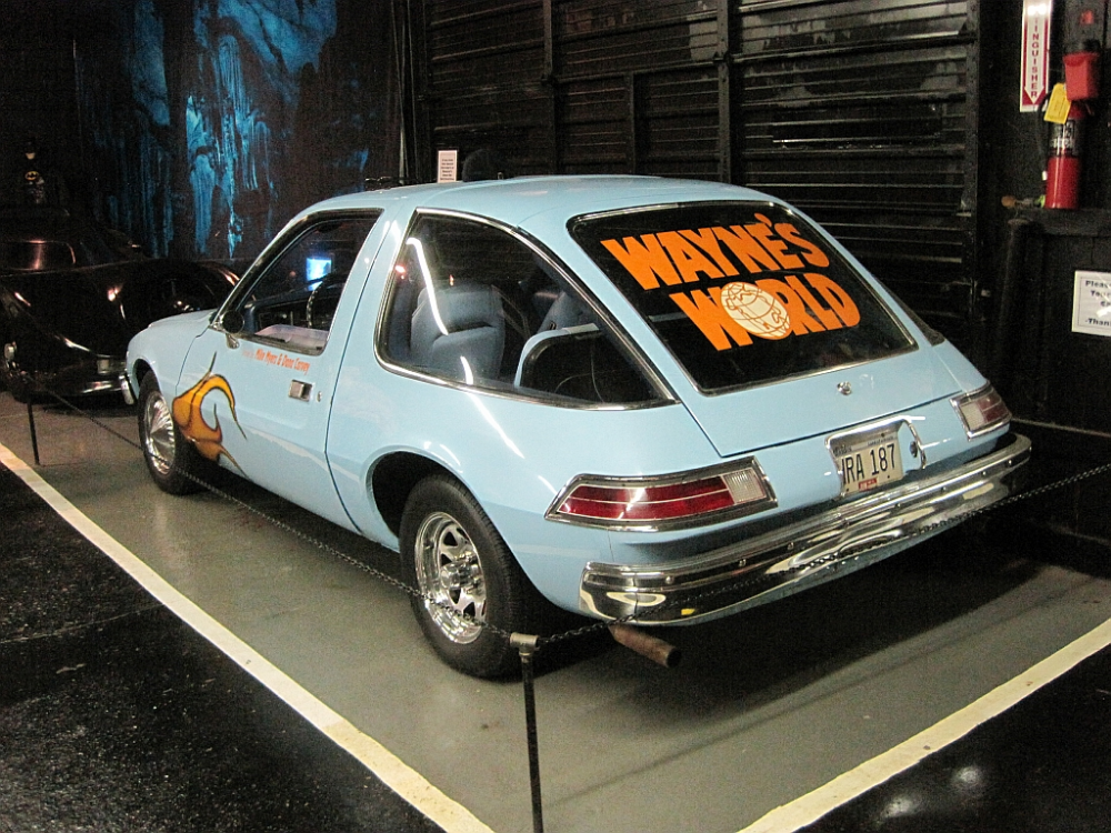 Rusty S Tv And Movie Car Museum Jackson Tn 020 Wayne S World