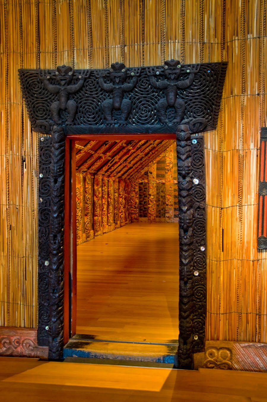 Image result for maori houses | Maori, Māori culture, Mirror