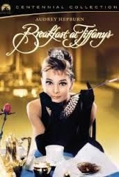 Breakfast at Tiffany's is a 1961 American romantic comedy film starring Audrey Hepburn and George Peppard, and featuring Patricia Neal, Buddy Ebsen, Martin Balsam, and Mickey Rooney. Wikipedia Release date: October 5, 1961 (USA) Director: Blake Edwards Running time: 115 minutes Screenplay: George Axelrod MPAA rating: G