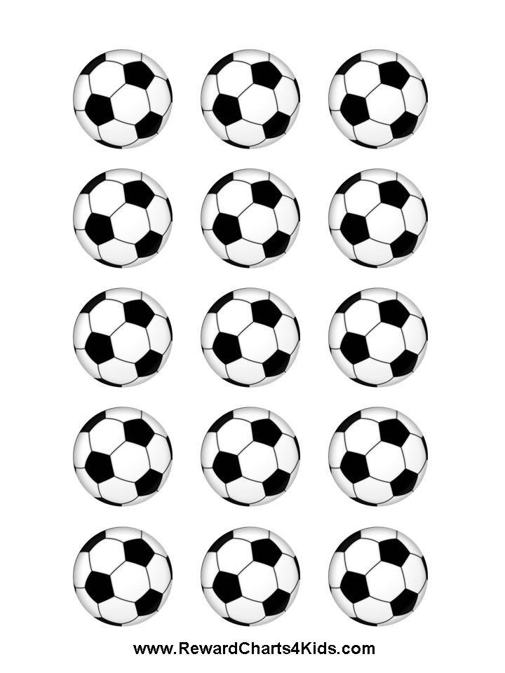 Sticker Chart Com Imagens Festa De Futebol Festas De