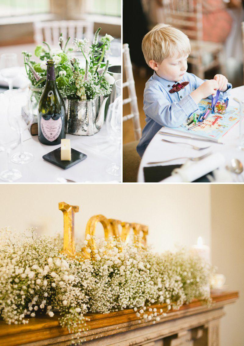 Somerset Wedding- the mantle
