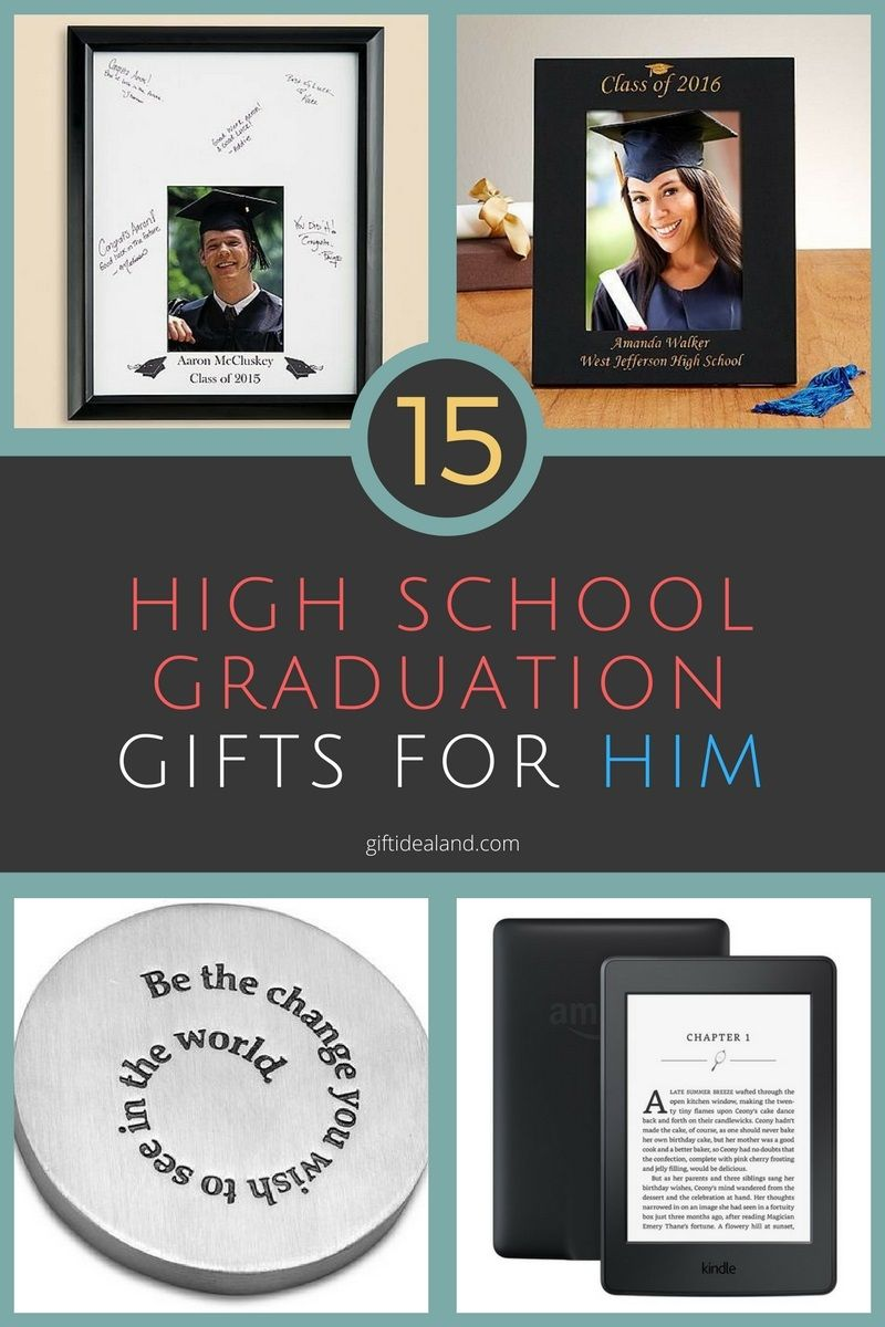 College Graduation Gift Ideas For Son: 15 Great High School Graduation Gift Ideas For Him