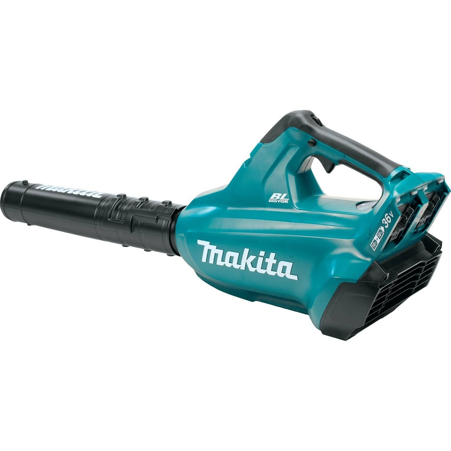 Makita XBU02PT Brushless Cordless Leaf Blower Review leafblower