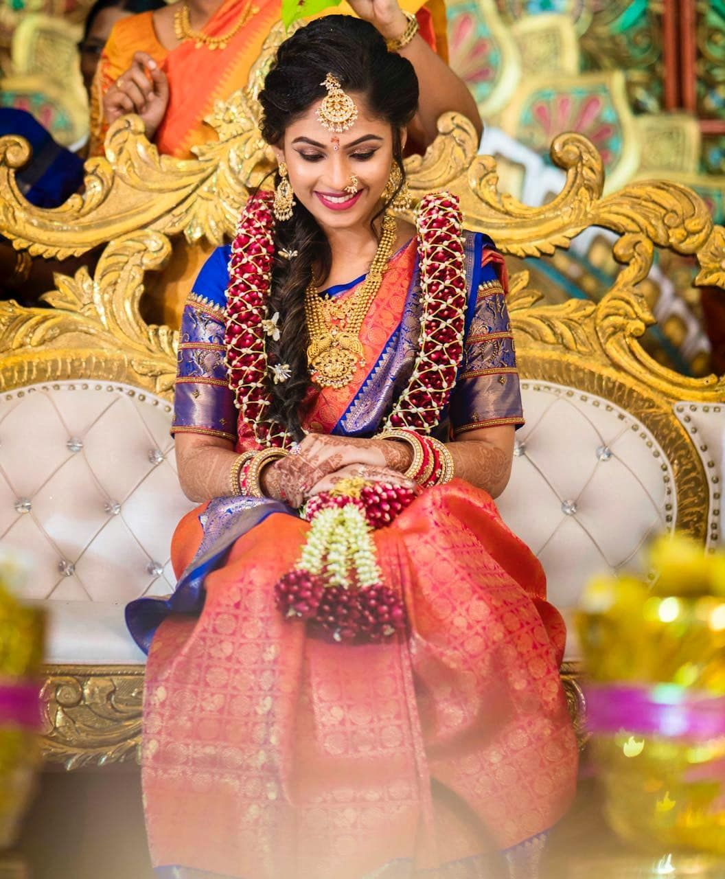 my beautiful bride sujitha on her engagement look how
