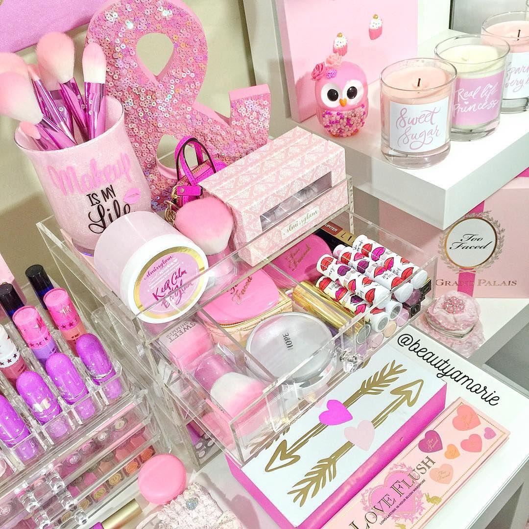Pink Makeup Love @beautyamorie ??????  sc 1 st  Pinterest & Pink Makeup Love @beautyamorie ??????   MAKEUP PRODUCTS ...