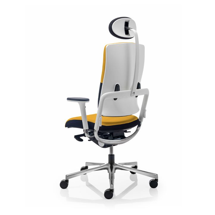 Xenium Swivel Chair Disposable Plastic Covers For Parties Bureaustoel White Designed By Martin Ballendat Www Rohde Grahl Nl