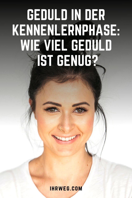Geduld in der Kennenlernphase: Das sollten Sie wissen | healthraport.de