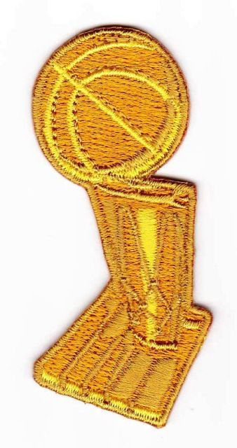 2013 NBA Finals Logo Patch Spurs vs. Heat or Pacers ...