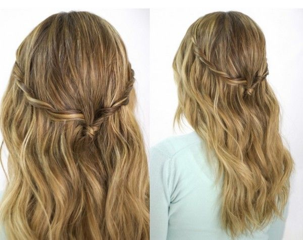 simple everyday hairstyle - google