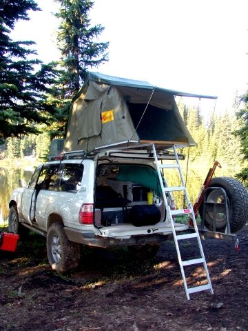 Nice expedition rig!