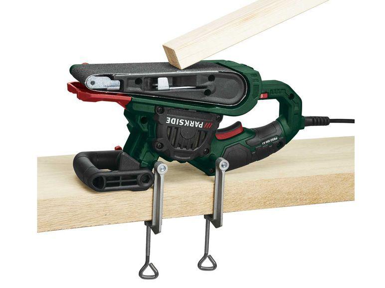 parkside bandschleifer pbsd 600 a1 lidl deutschland parkside tools power. Black Bedroom Furniture Sets. Home Design Ideas