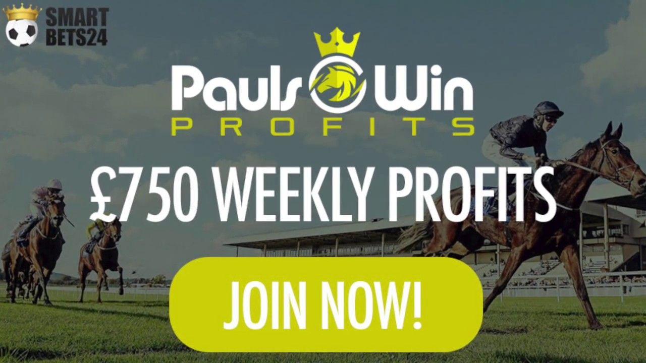 Pauls Win Profits Horse Racing Bet Strategy 2019