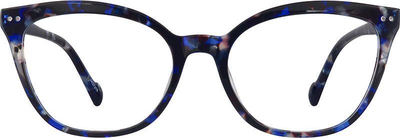 f16c0cc41a sku-4427316 eyeglasses front view. sku-4427316 eyeglasses front view Black  Cat Eyes ...