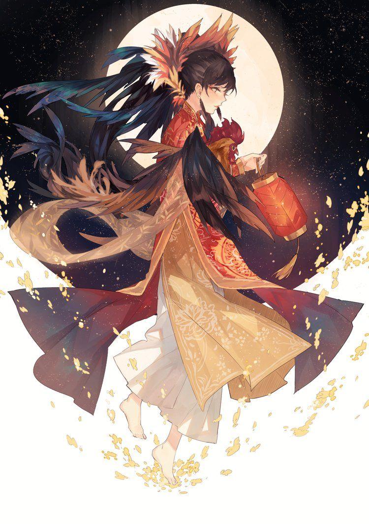 Happy Lunar New Year by Kanekiru.deviantart.com on @DeviantArt