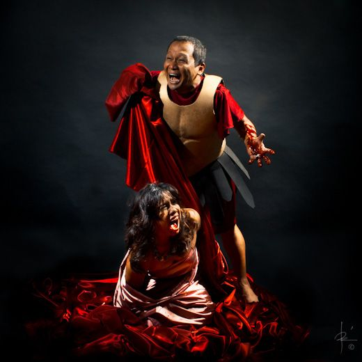 The Lamentable Tragedy of Titus Andronicus